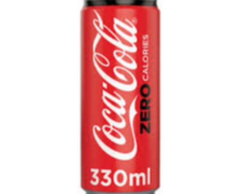 كوكا كولا زيرو