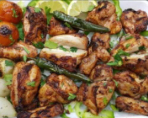 1/2 Turkish chicken